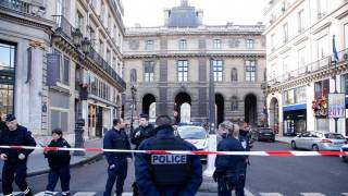 В Париже на детском карнавале прогремел взрыв