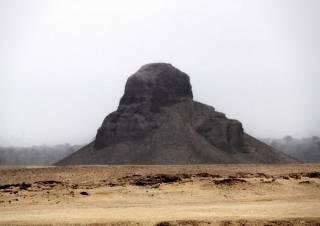 Археологи нашли в Египте доселе неизвестную пирамиду