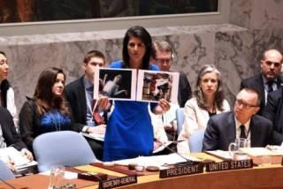 Россия заблокировала решение Совбеза ООН по химической атаке на сирийскую оппозицию. Трамп обещает все исправить