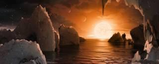 Венгерские астрономы пришли к выводу, что нашумевшая система TRAPPIST-1 непригодна для жизни
