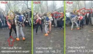 Избиение школьниц в Чернигове. Одна из «героинь» оказалась дочкой криминального авторитета