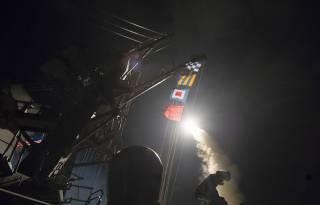Американские ракеты уничтожили десять военных сирийских самолетов