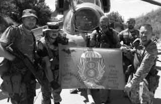 Хмельницкий ответ сепаратистам: боевой путь 8-го отдельного полка спецназа