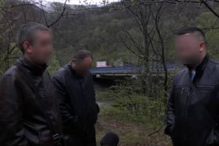 Задержаны вооруженные налетчики, которые на трассе Киев – Чоп украли из автомобиля 16 млн гривен
