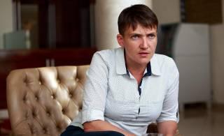 Савченко рассказала «Фразе» о своей партии, о планах и о том, почему изменили название политсилы