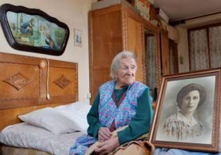 В Италии умерла старейшая женщина в мире