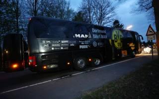 Автобус «Боруссии» взорвали при помощи военных детонаторов, а в Панаме застрелили футболиста национальной сборной