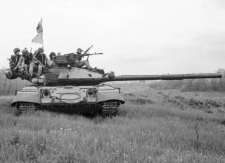 Украинский арсенал: танки Т-64
