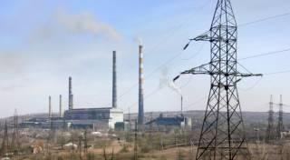 На Донбассе остановилась Славянская ТЭС