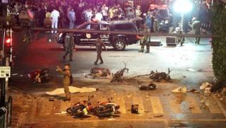 На юге Таиланда прогремела серия из 13 взрывов. Есть погибшие
