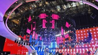 Вместо немцев трибуны для «Евровидения» будет строить компания, связанная с исполнительным продюсером конкурса