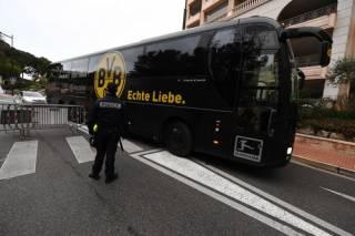 По подозрению в причастности к атаке на автобус «Боруссии» задержан россиянин, который хотел заработать на акциях клуба