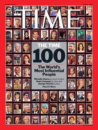«Time» обнародовал список 100 самых влиятельных людей мира