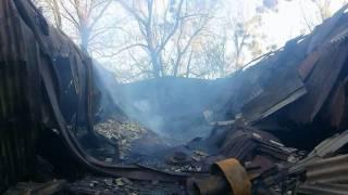 Здоровью киевлян грозит серьезная опасность после пожара на складе с химикатами