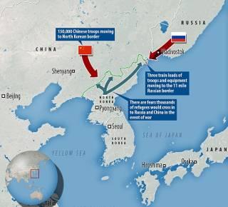 Россия решила укрепить объекты ядерного сдерживания. И уже перебрасывает военную технику к границе с КНДР