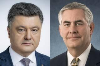 Пока Порошенко надеется на размещение на Донбассе миротворцев, Тука боится, как бы ОБСЕ не свернула свою миссию