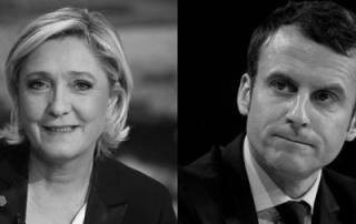 Ле Макрон. По мотивам первого тура выборов президента Франции
