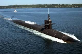 США направили к берегам КНДР подлодку с ядерными ракетами