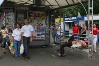 Из-за «Евровидения» Киев зачистят от бомжей, а из-за «Азиатских игр» то же самое сделают и в Ашхабаде