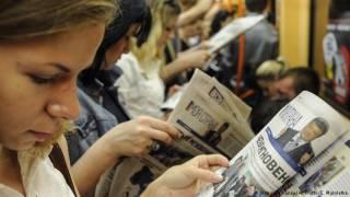 В рейтинге свободы прессы Украина поднялась сразу на пять позиций