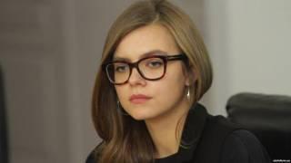 Не проработав и полгода на посту заместителя Авакова, Деева уже успела получить орден