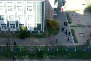 В Киеве на территории детсада прогремел мощный взрыв. Говорят, в этом районе подобное случается не впервые