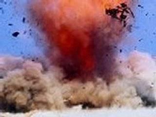 Кто-то подорвал большой склад боеприпасов близ аэропорта Дамаска. Есть мнение, что это был Израиль
