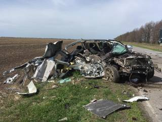 Экс-министр Швайка попал в серьезное ДТП. Его авто восстановлению не подлежит