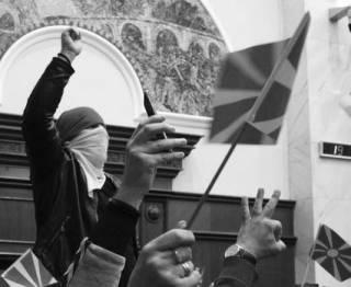 Македонские националисты играют с огнём