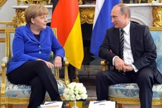Похоже, Меркель больше не считает, что Путин живет в «другом мире». И не видит смысла в наблюдателях ООН на Донбассе