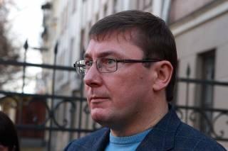 Луценко пообещал решить проблему с Интерполом