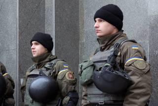 В Киеве бойцов Нацгвардии заставляли подрабатывать охранниками. Впрочем, до Германии нам еще далеко