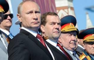 К 9 мая в России: дно пробито – история подходит к концу