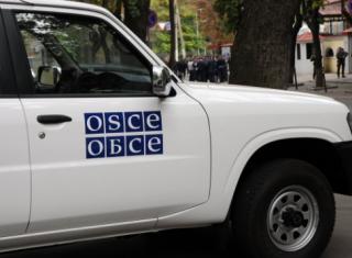 Миссия ОБСЕ заявила о сексуальных домогательствах боевика к наблюдателю