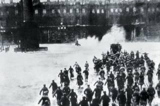 Они раскачивали лодку. К 100-летию большевистского переворота. Часть XII