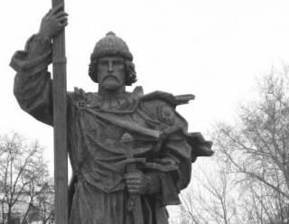 Страсти  по князю Володимиру. Часть 1. «Памятник»