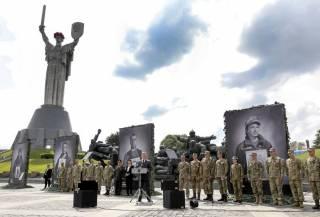 «Четвертое поколение»: в Украине появился свой аналог «Бессмертного полка»