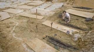 Под студенческим общежитием Университета Миссисипи нашли останки 7 тысяч человек