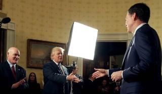 Из-за истории с Клинтон Трамп уволил директора ФБР