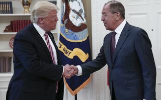 Победная пляска России в Овальном кабинете