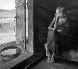 Хуто-хуторянка, или История одного переселения. Часть 94 (село патриархальное)