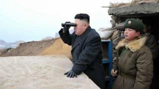 КНДР произвела очередной пуск ракеты, которая упала недалеко от российской границы