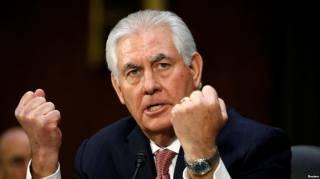 Тиллерсон неожиданно допустил, что у США есть задокументированные факты вмешательства России в выборы президента