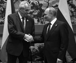 Манипуляции России перед выборами в Чехии