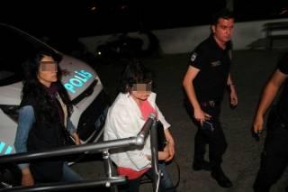 В Турции задержали украинку, издевавшуюся над ребенком под видом няни