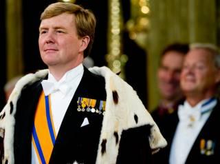 Первый за 100 лет король Нидерландов два раза в неделю подрабатывает вторым пилотом на пассажирских авиалиниях