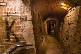 СМИ опубликовали фото грандиозного нацистского бункера в Нидерландах