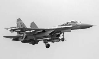 Украинский арсенал: Су-27
