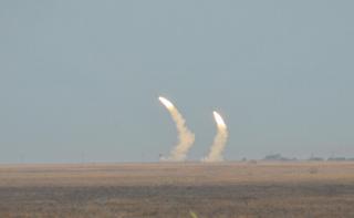 ВСУ испытали новую боевую ракету