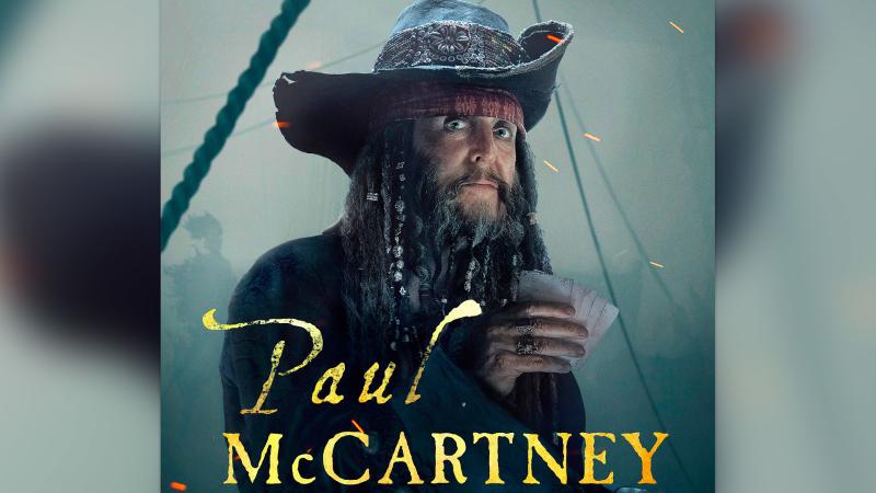 5-ая часть «Пиратов Карибского моря» возглавила кинопрокат вРФ иСНГ